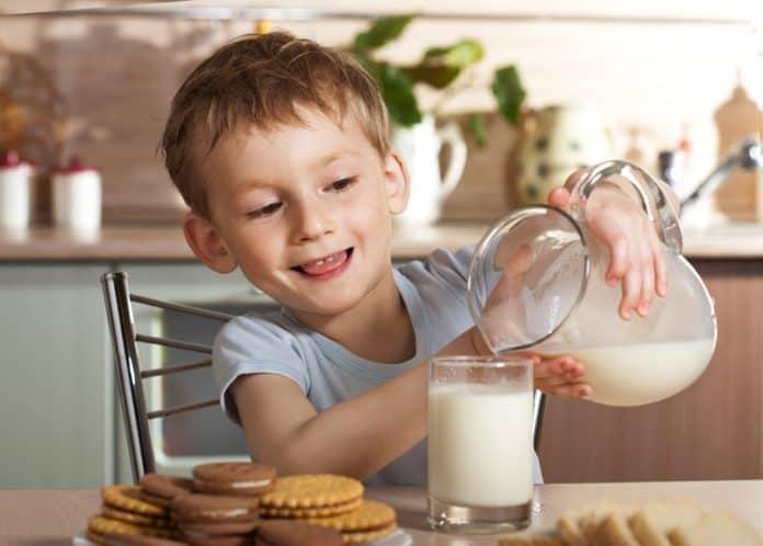 От астмы и аллергии защитит необработанное коровье молоко