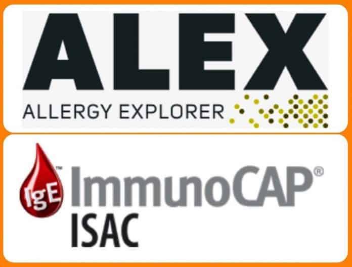 Комплексное сравнение мультиплексных тестовых систем ALEX® (Allergy Explorer) и ImmunoCAP ISAC®