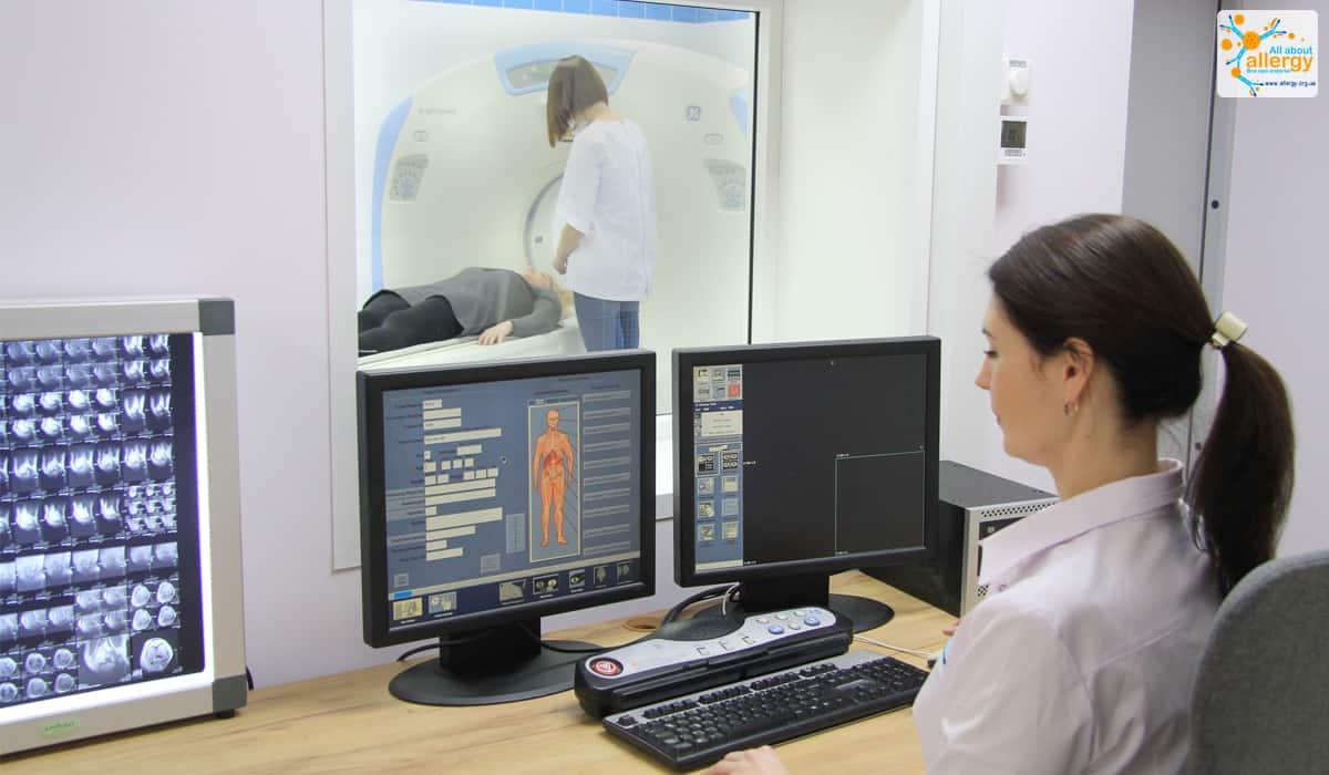 комп'ютерна томографія