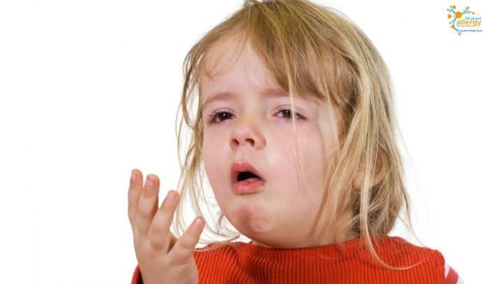 сухий кашель