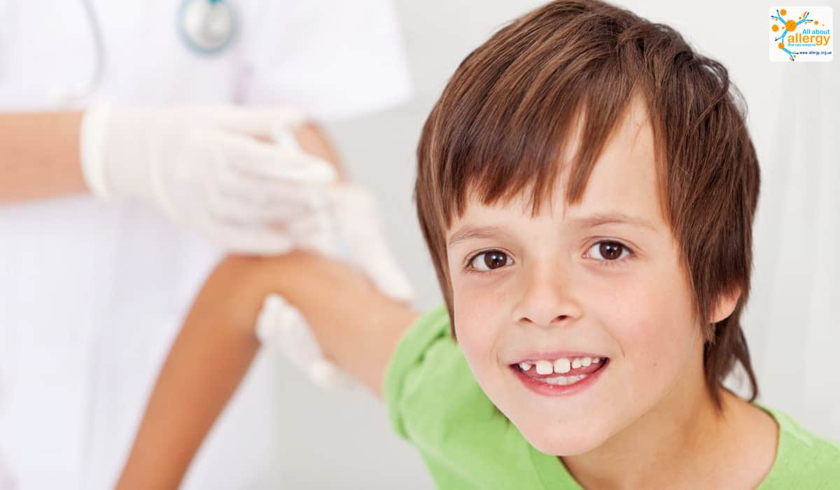 Алергенна імунотерапія (АІТ) у дітей