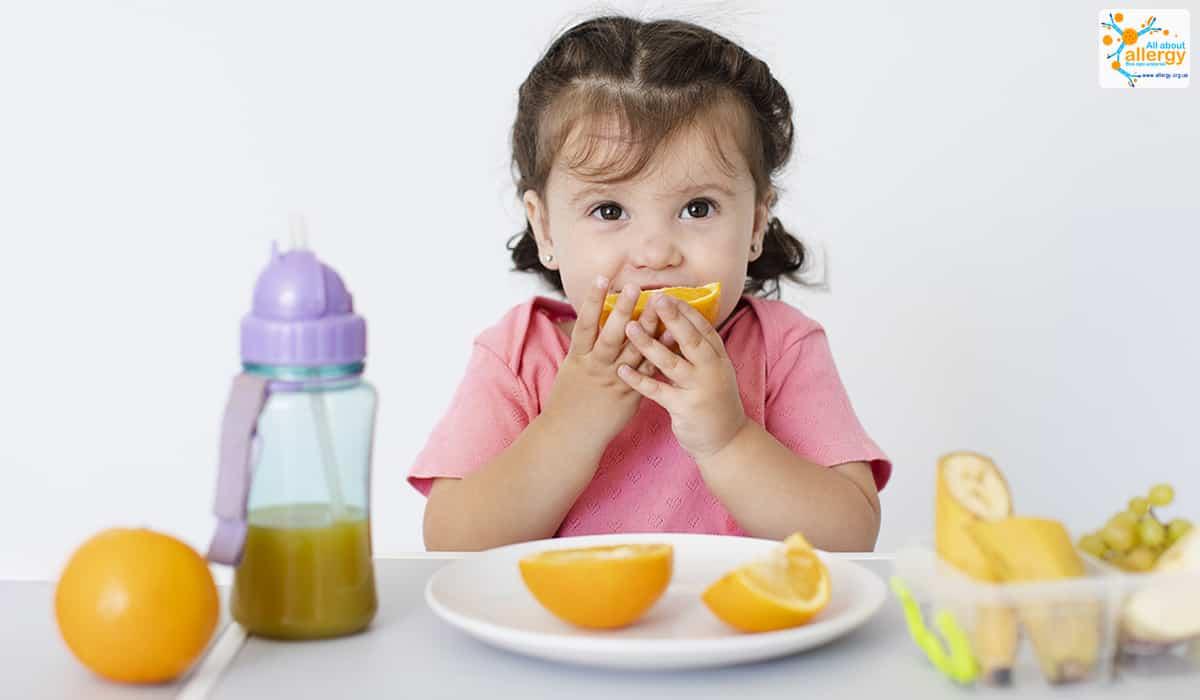 Лікування харчової алергії у дитини