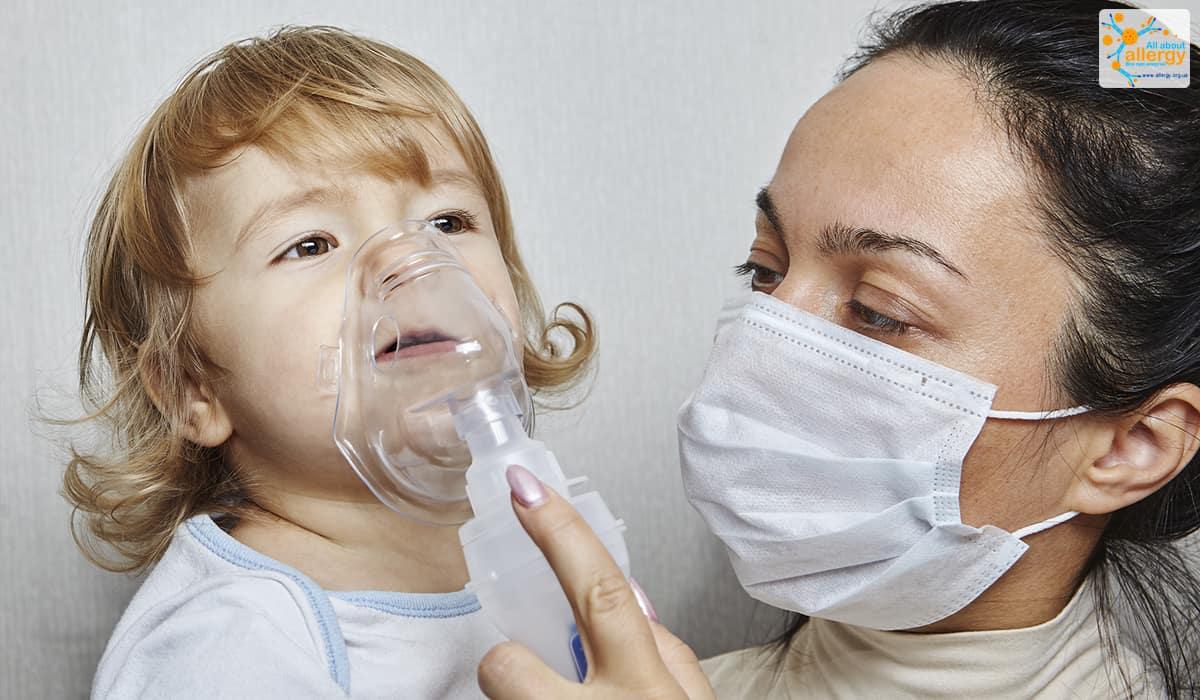 Контроль астми у дитини під час пандемії