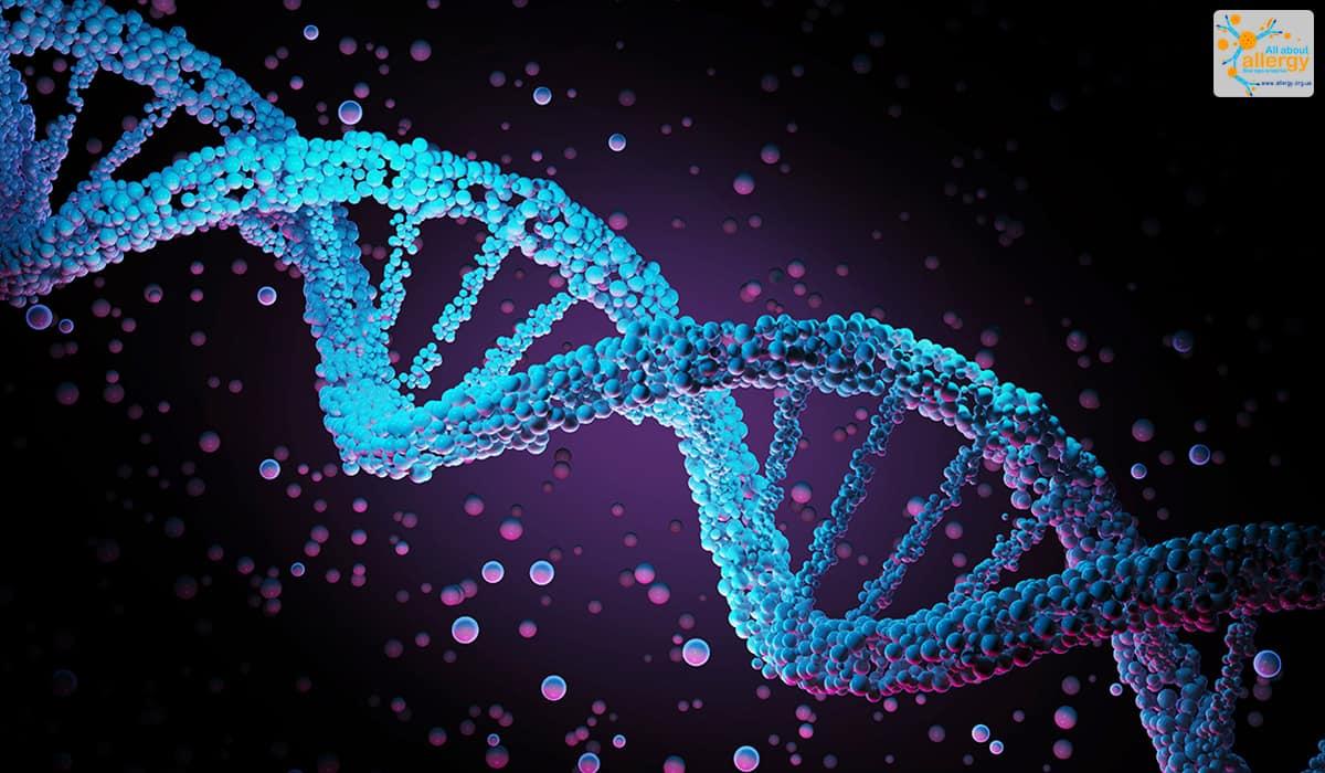 генна мутація