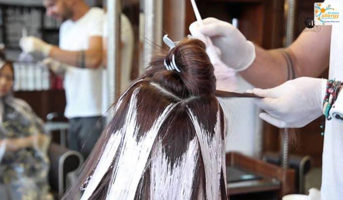алергія на фарбу для волосся
