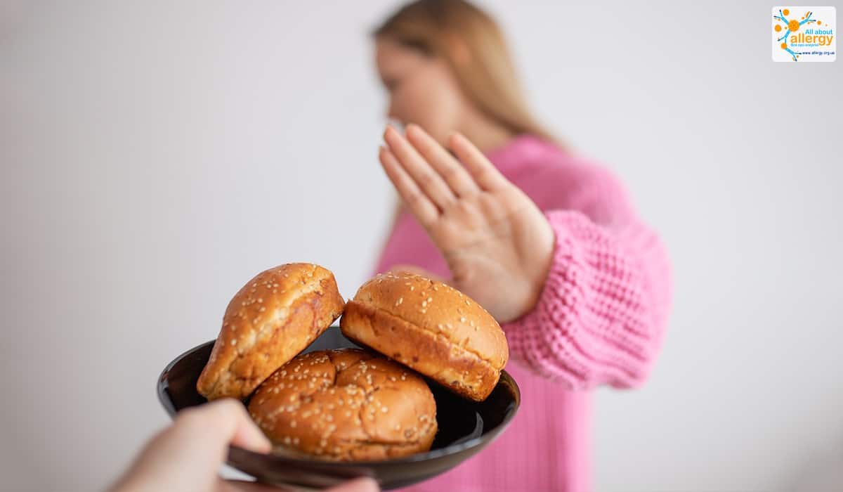 Міф про алергію. Вживання хлібу та чутливість до глютену