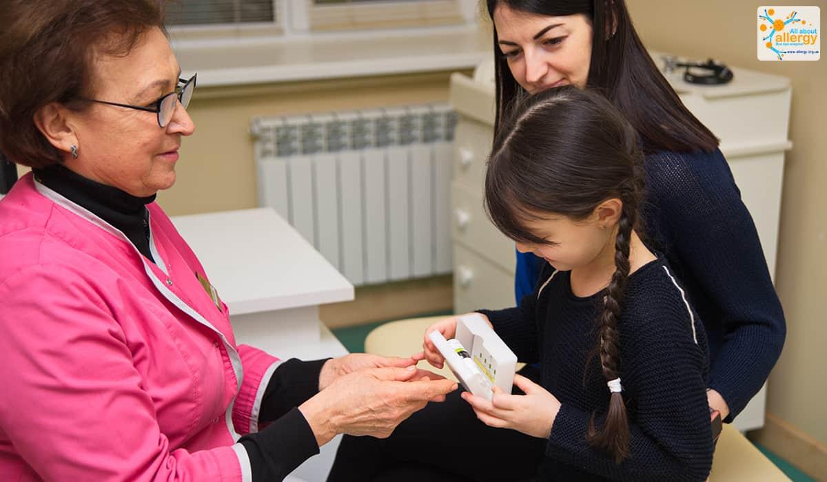 Алергія на домашній пил: лікує «Оралтек»